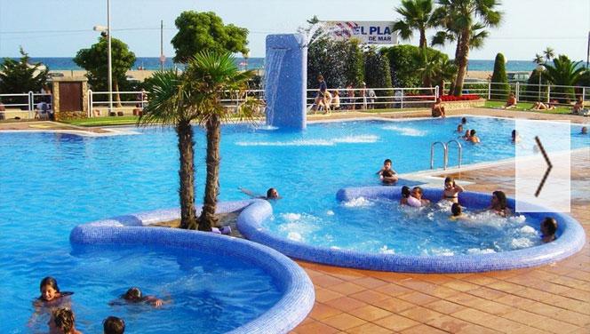 Costa Brava : 4* face à la plage