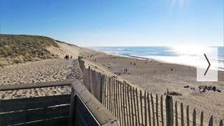 A deux pas des plages en Gironde