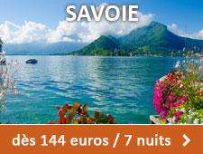 Savoie dès 144 euros / 7 nuits